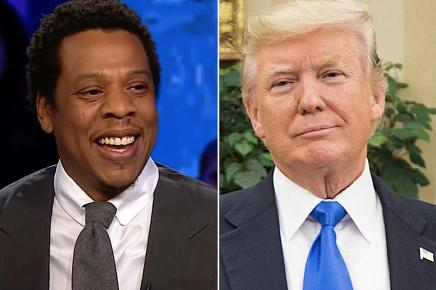 Jay-Z refers to Trump as 'superbug'