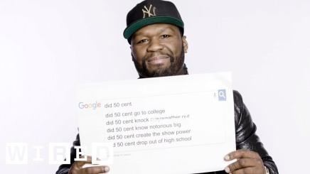 50 Cent Answers the Web's Most Searched Questions of Him