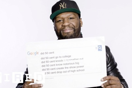 50 Cent Answers the Web's Most Searched Questions ofHim
