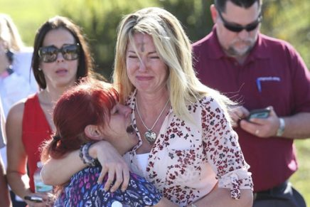 17 People killed at a Florida school