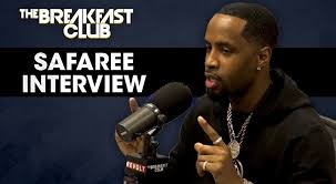 Funny Safaree Breakfast Club Interview