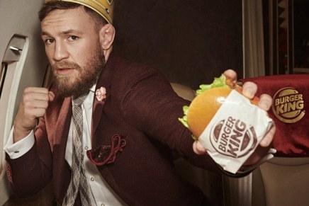 Connor Mcgregor Burger KingCommercial