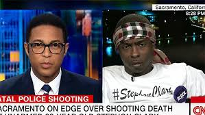 Stephon Clarke Clashed With CNN's Don Lemon During An Uncomfortable Live Interview