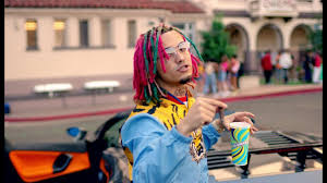 Lil Pump Previewing newmusic