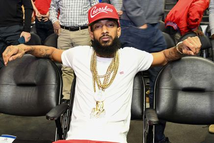 Nipsey Hussle Sway In The MorningInterview