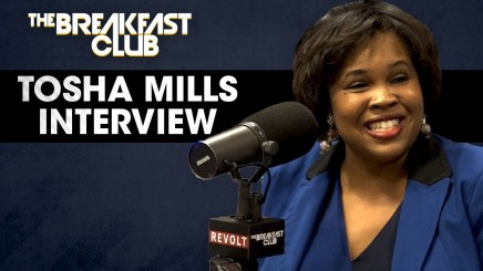 Tosha Mills Breakfast Club Interview (Must Watch)