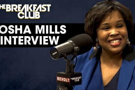 Tosha Mills Breakfast Club Interview (MustWatch)