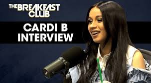 Cardi B speaks on being pregnant