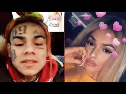 Tekashi 69 Caught Lackin by Groupie