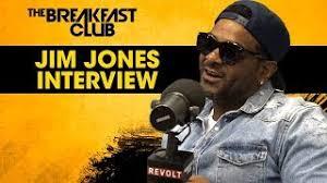 Jim Jones Talks Entrepreneurship, Dipset, 50 Cent +More