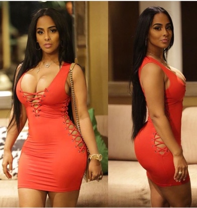 Ayisha Diaz (VFN BEAUTIES)