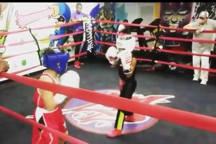 Future Of Boxing? ( These Kids Are Putting Philadelphia Boxing On TheMap)