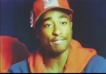 TUPAC THROWBACK VIDEO (SPEAKING THE TRUTH!)