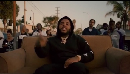"Kevin Gates Drops Another Video From His New Project ""Chained To The City"""