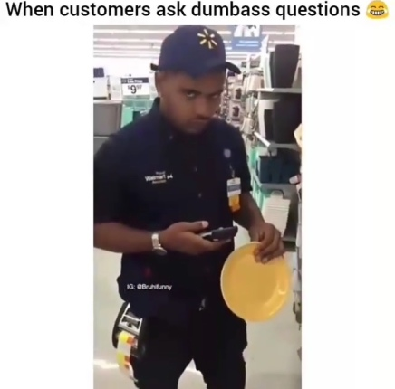 When Customer Ask Stupid Questions (Video)