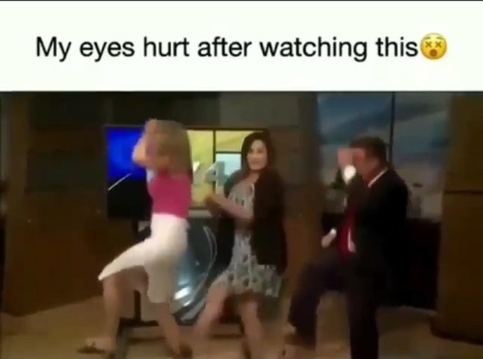 Fox News Reporters Fail Miserably At Doing Hip Hop Dances On Live TV