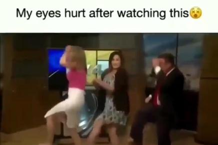 Fox News Reporters Fail Miserably At Doing Hip Hop Dances On LiveTV