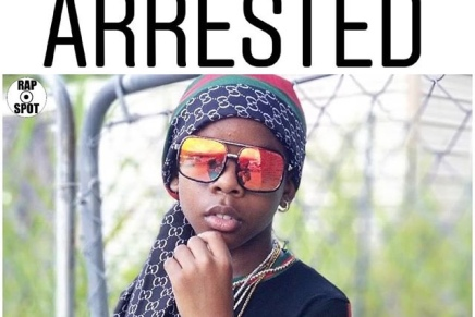 12 Year Rapper Corey J Harrassed By Police In The Mall