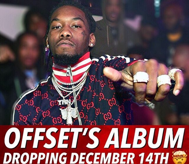 OFFSET DROPPING A NEW ALBUM  (VIRAL FLAME MUSIC)