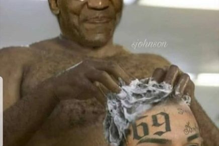 Funny Bill Cosby and 6ix9ine Meme ( Viral Flame Network )