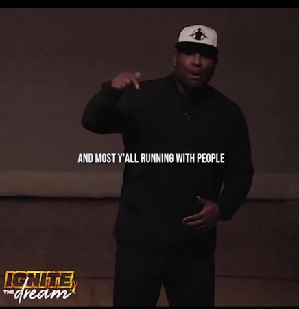 Monday Motivation To Jump Start Your Week Featuring Inky Johnson and Eric Thomas ( Viral Flame Network )