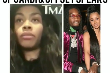 Girl Who Broke Up Cardi B and Offset ( Viral Flame Network )