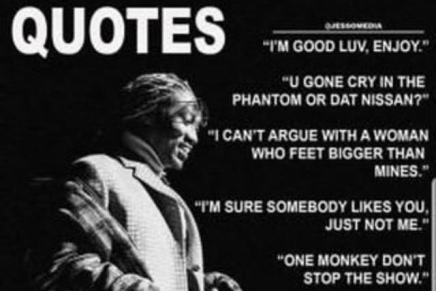 Future's Best Quotes Of 2018 ( Viral Flame Network)