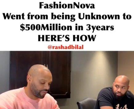 How Fashionnova built their 500 Million Dollar Empire ( Viral Flame Network)