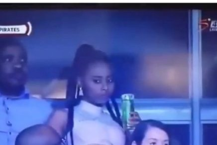 Man See's His Best Friend Fiancee With Another Man At A Football Game ( Viral Flame Network)