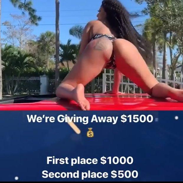 KKVSH Hosting A Contest Win 1500 Dollars ( VIRAL FLAME NETWORK)