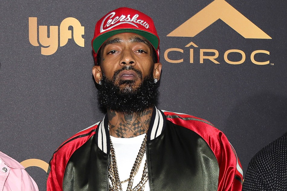 Nipsey Hussle Reportedly Shot Six Times Outside of hisstore